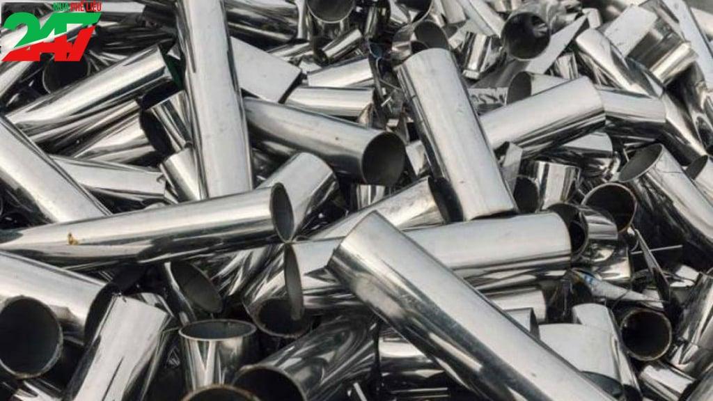 Mua Phế Liệu 247 chuyên thu mua inox phế liệu giá cao chuyên nghiệp