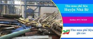 Mua Phế Liệu chuyên thu mua phế liệu giá cao huyện Nhà Bè