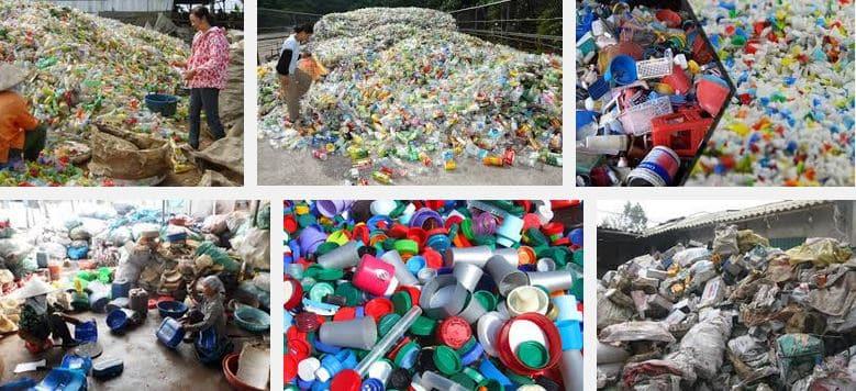 Thu mua phế liệu nhựa giá cao tại Quận Phú Nhuận