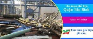 Mua Phế Liệu 247 chuyên thu mua phế liệu giá cao tại Quận Tân Bình