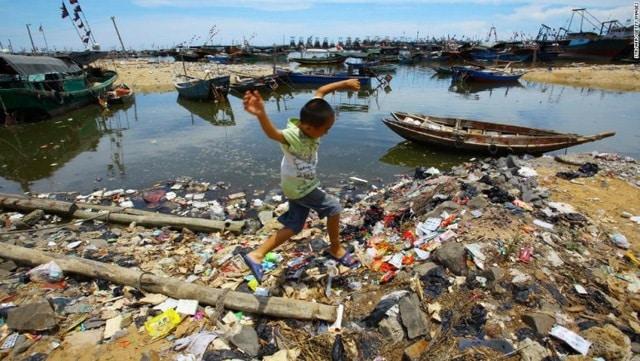 Hậu quả ô nhiễm môi trường đối với con người