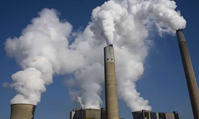 Nguyên nhân do chất thải từ nhà máy, xí nghiệp