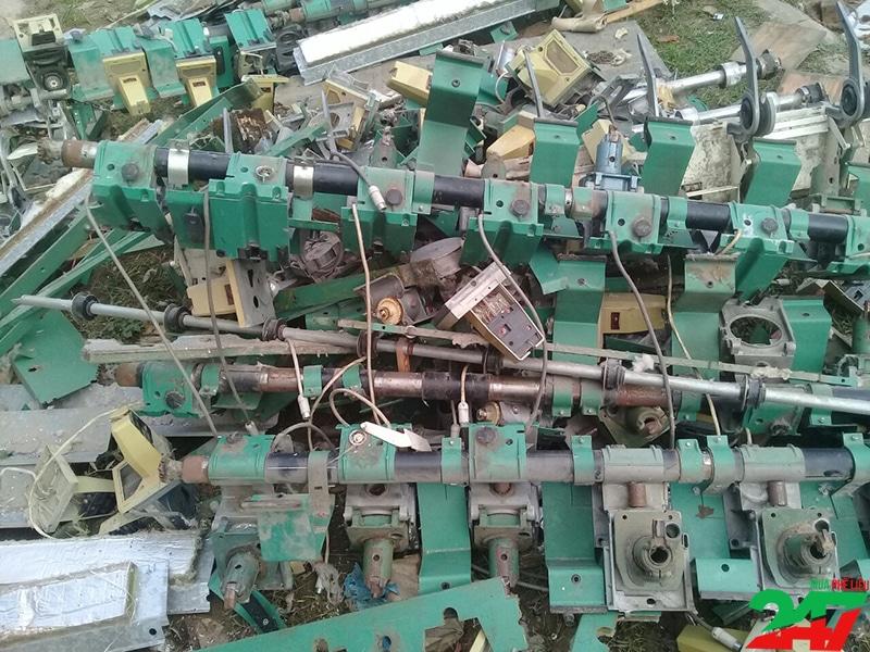 Bảng giá phế liệu máy móc cũ tại Mua Phế Liệu 247