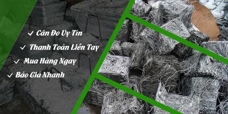 Thu mua phế liệu kẽm giá cao Mua Phế Liệu 247