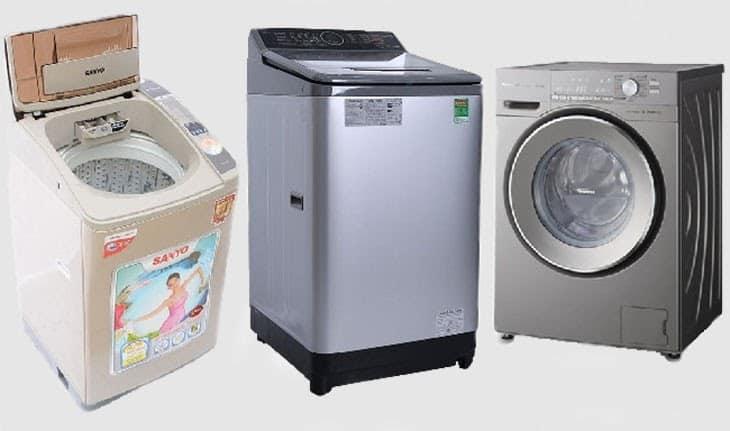 Bán máy giặt cũ cho Mua phế liệu 247, bạn không sợ thiệt thòi