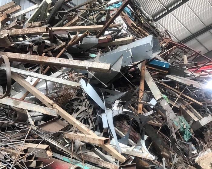 Thu mua phế liệu các khu công nghiệp ở Bình Định